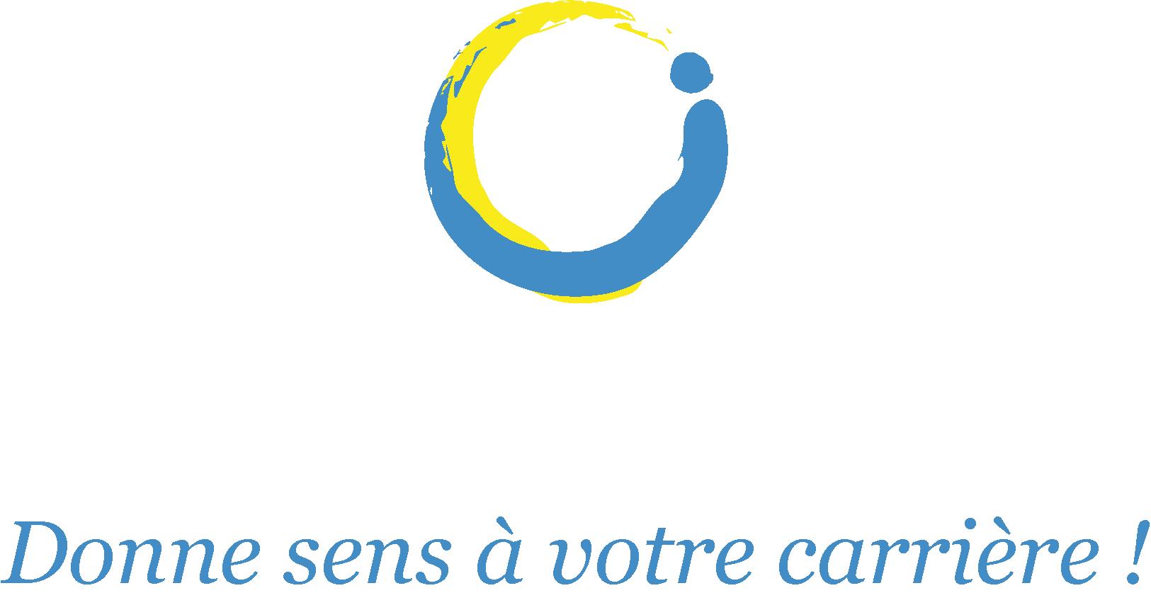 Logo Realisavenir carriere blanc